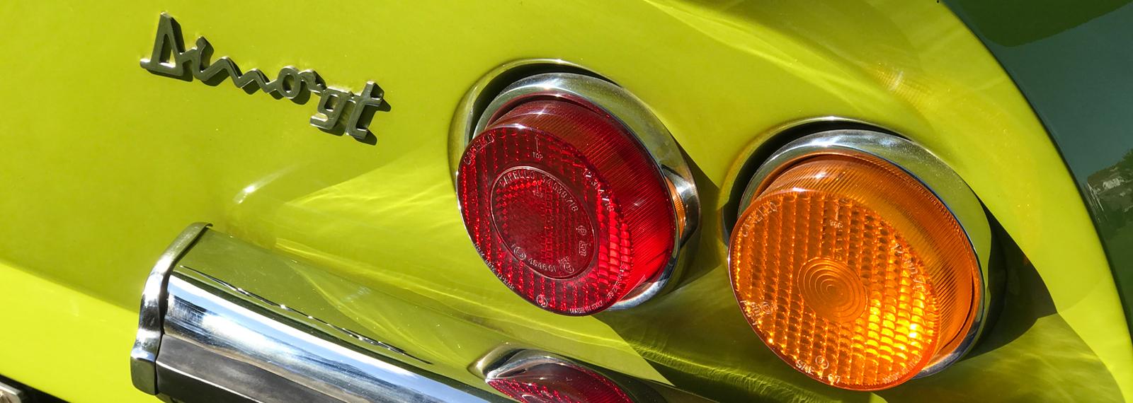 Vintage Classic Supercar Parts Sourcing